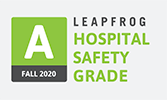 Leapfrog Hospital Safety Grade A
