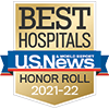 US News Best Hospitals Honor Roll 2021-22